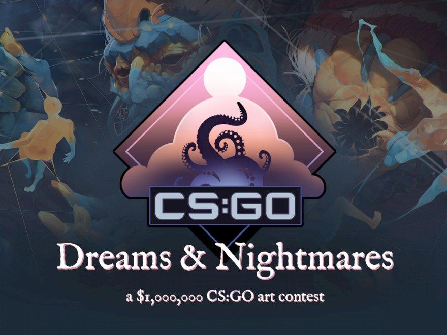 Valve abre concurso de CS com $1.000.000 em prémios
