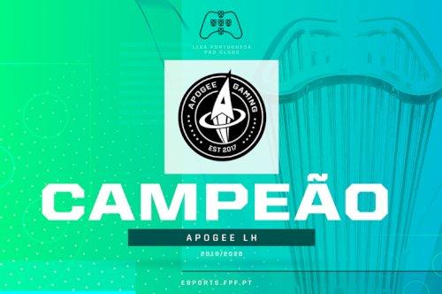 Apogee são os novos campeões nacionais!