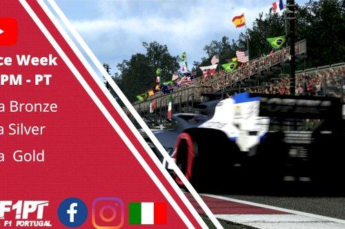 Liga F1 Portugal vai até Monza na sétima corrida do campeonato