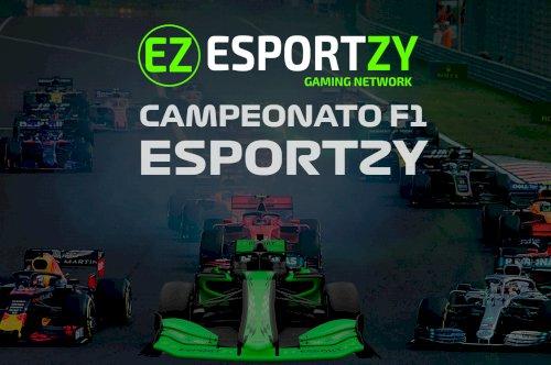 Campeonato F1 EsportZY prepara já o seu arranque