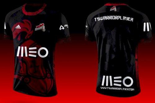 A TS Warrior é a primeira equipa de esports portuguesa a ter a sua camisola oficial no FIFA 21