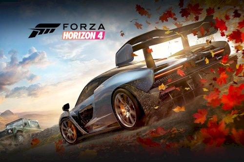 Forza Horizon 4 está disponível na Steam