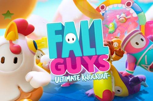 Nova temporada de Fall Guys já tem data de lançamento