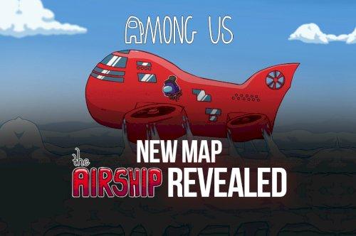 Airship é o novo mapa de Among Us