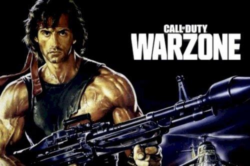 Rambo chega ao Call of Duty: Warzone