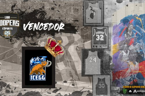 ICE.GG Pro vence a Liga Hoopers S2