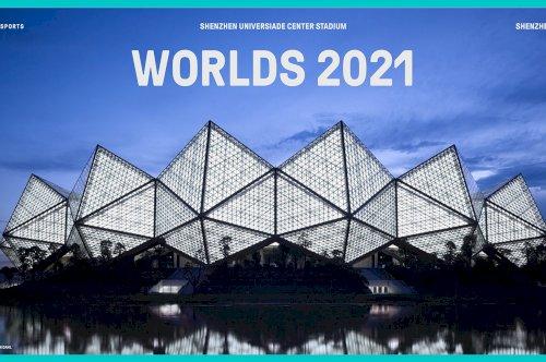Worlds 2021 passará por cinco cidades chineses