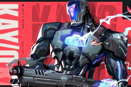 Valorant anuncia o novo agente KAY/O