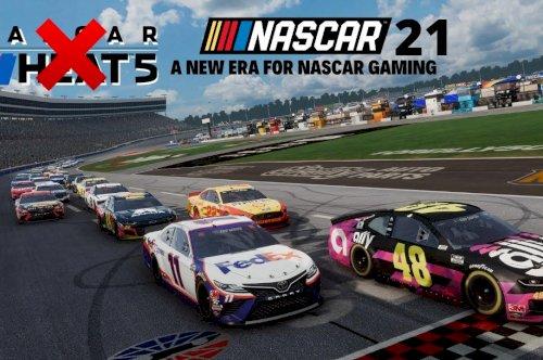NASCAR 21 confirmado
