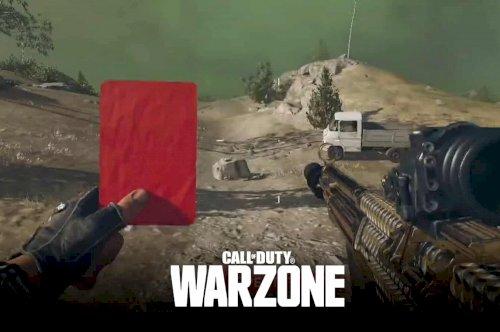 COD:Warzone bane 50.000 contas