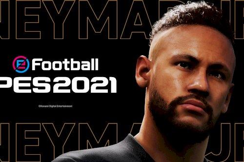 Neymar é o novo embaixador do eFootball PES