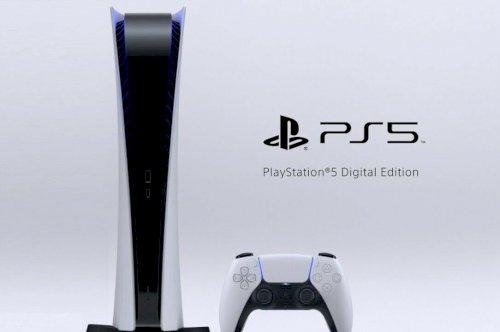 Nova Playstation 5 mais leve