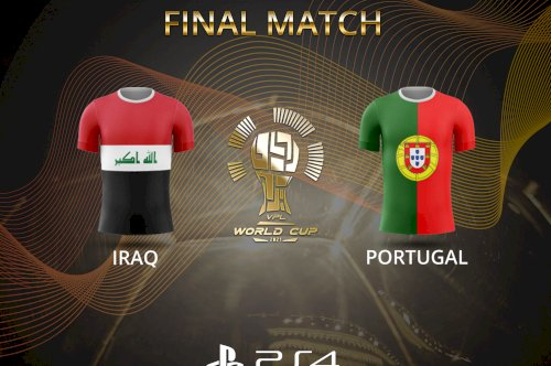 Portugal perde na final da VPL World Cup