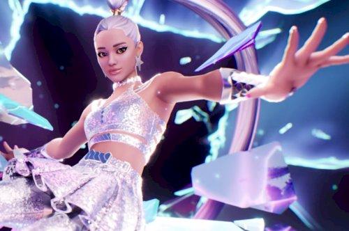 Ariana Grande irá realizar concertos virtuais no Fortnite