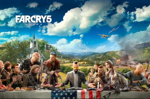 Far Cry 5 vai estar gratuito