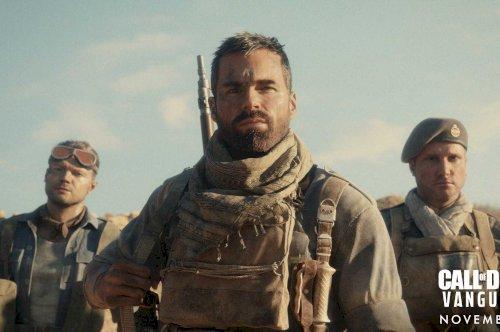 Call of Duty: Vanguard chega em Novembro