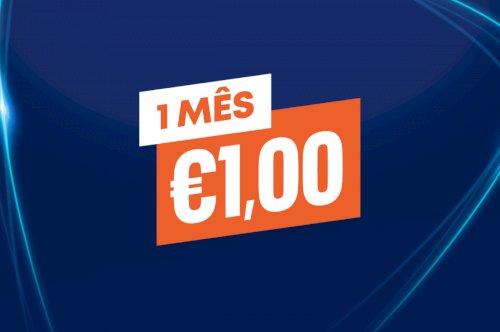 PS Now está a 1€