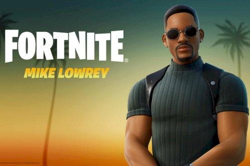 Personagem de Will Smith chega ao Fortnite