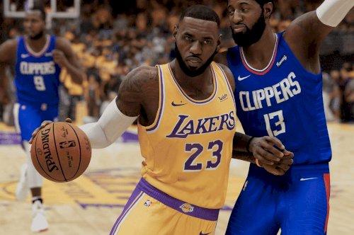 Gameplay de NBA 2K22 anunciada
