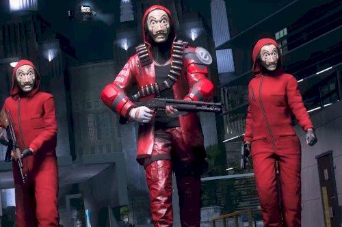 Watch Dogs: Legion conta com missão baseada em La Casa de Papel
