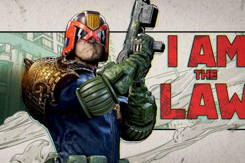 Judge Dredd terá skin no CoD: Warzone
