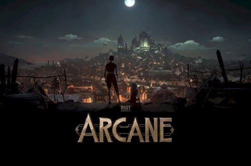 League of Legends: Arcane apresenta um novo trailer