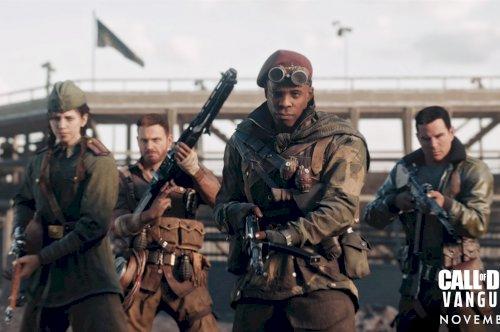 Revelado o trailer do multiplayer de Call of Duty: Vanguard