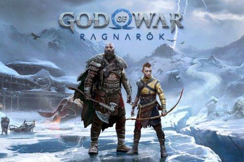 Revelada a gameplay de God of War: Ragnarok