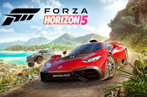 Não haverá demo de Forza Horizon 5