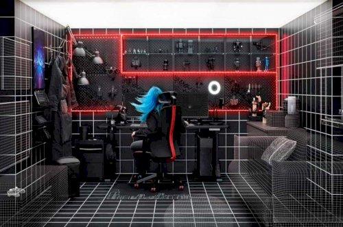Mobília gaming do Ikea chega em outubro à região europeia