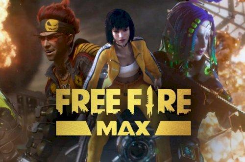 Free Fire Max já conta com data de lançamento