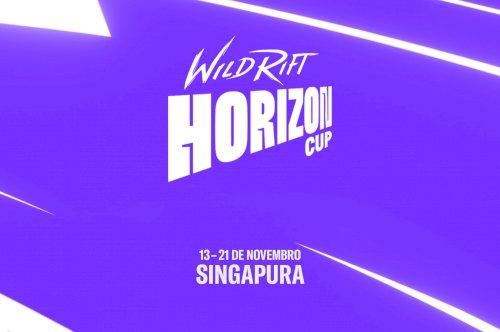 Anunciada a Wild Rift: Horizon Cup