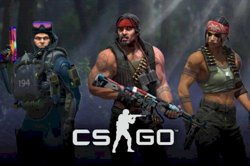 Grande update chega ao CS:GO