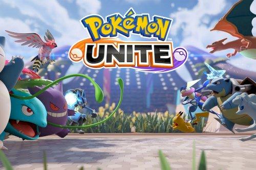 Pokémon Unite lançado para iOS e Android