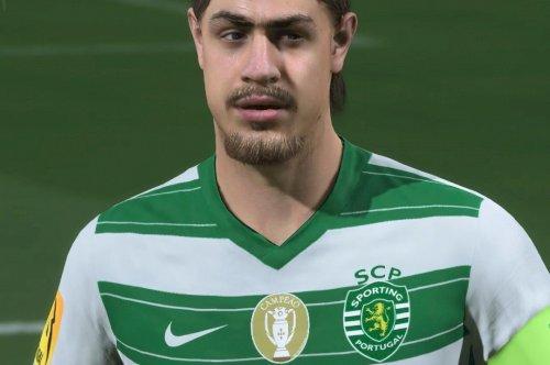 Camisola do Sporting CP tem um erro no FIFA 22