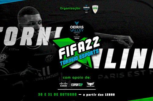 Oeiras Valley em parceria com Leões Porto Salvo anunciam o Torneio de FIFA 22