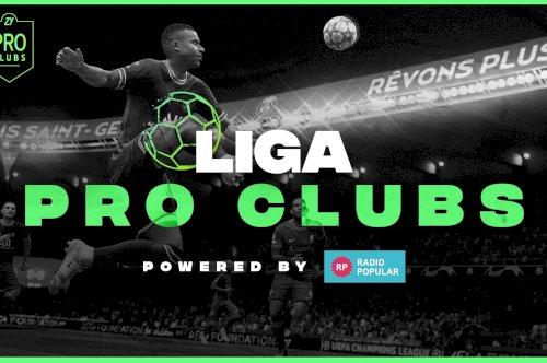 Alterações no calendário da Liga Pro Clubs Powered by Radio Popular