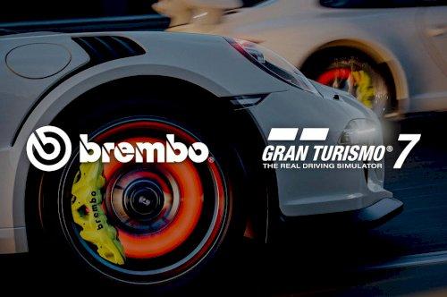 Gran Turismo 7 terá os travões da Brembo