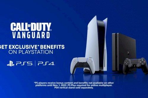 Call of Duty: Vanguard terá benefícios na PlayStation