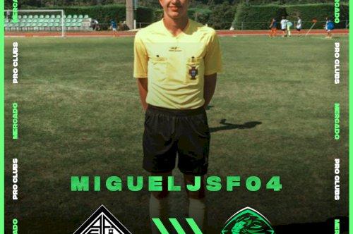 OFICIAL: MiguelJsf04 a caminho de Cuba