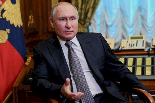 Vladimir Putin felicitou a Team Spirit pela vitória no The International 10