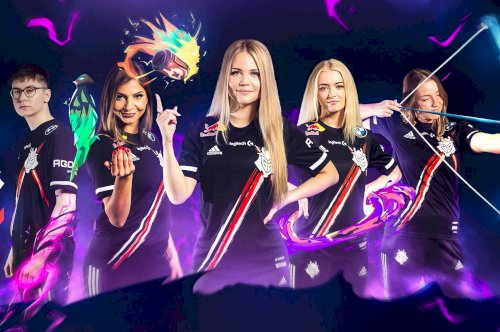 G2 anuncia equipa feminina de Valorant
