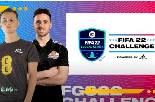 Disputa-se hoje o FIFA 22 Challenge powered by Adidas