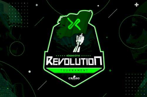 Exeedme apresenta o The Revolution Tournament