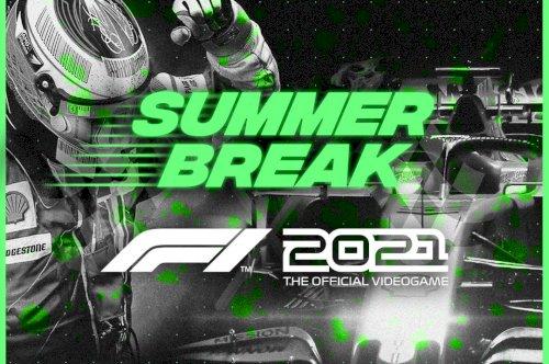 F1 2021 Summer Break by Esportzy